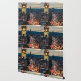 Edinburgh Cityscape Wallpaper