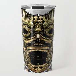 Robot Geisha V2 Travel Mug