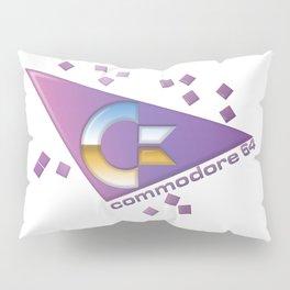Computer C64 Pillow Sham