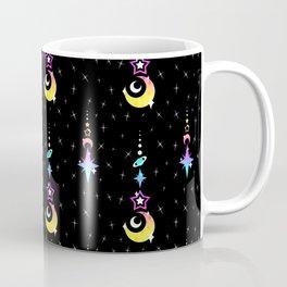CMYK Moon Drop Coffee Mug