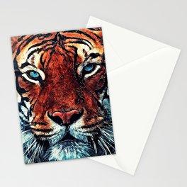 Tiger spirit Stationery Cards