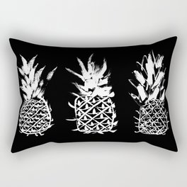 Bold pineapples Rectangular Pillow
