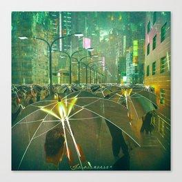 Xerox Men Canvas Print