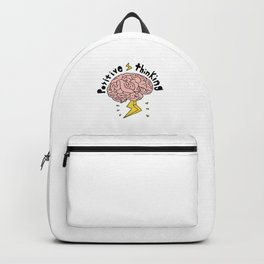 Positive Thinking Backpack