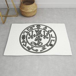 Seal of Satan Rug