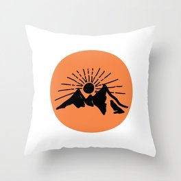 Save the nature gift Throw Pillow