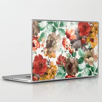 wine Laptop & iPad Skins featuring Wine by Karen Hofstetter