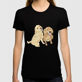 Libby and Apollo T-shirt
