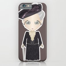 Violet Crawley, Dowager Countess of Grantham iPhone 6s Slim Case