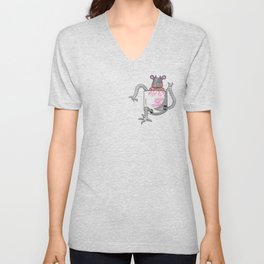 Guardian of the Pocket Unisex V-Neck