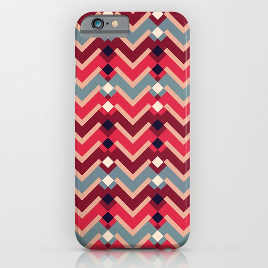 Fractal Mountains - candy iPhone & iPod Case