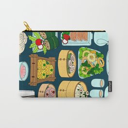 Dim Sum Lunch Carry-All Pouch