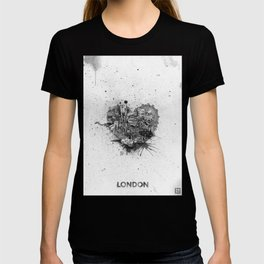 Love London B&W T-shirt