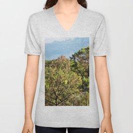 Beyond the Treetops Unisex V-Neck