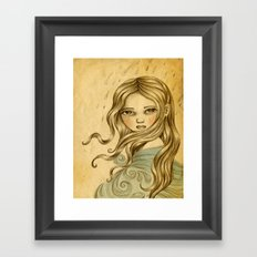 Sow Your Light Framed Art Print