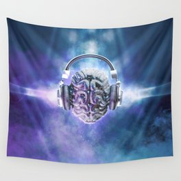 Cognitive Discology Wall Tapestry