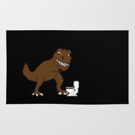 Jurassic Pixel Rug