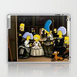 Las Meninas - Simpsonized Laptop & iPad Skin