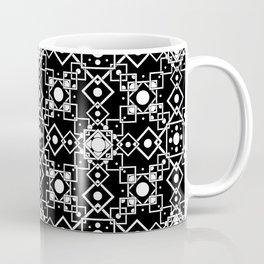Geometric Constellations (Midnight Version) Coffee Mug