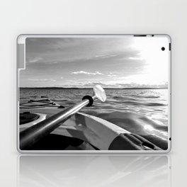 Paddle the Salish Sea Laptop & iPad Skin
