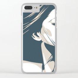 wind Clear iPhone Case