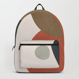 Abstract Balancing Stones Backpack