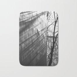 Tree shadows Bath Mat