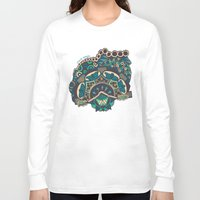 glass Long Sleeve T-shirts featuring Glass by J. Fuller