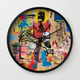 New Rey Wall Clock