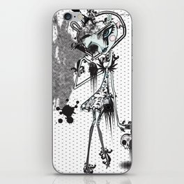 mystery of love iPhone Skin