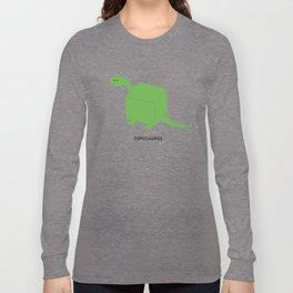 Tofusaurus Long Sleeve T-shirt