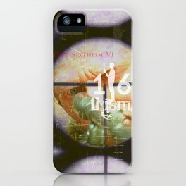 One Sixth Ism Vol.1-1 iPhone Case