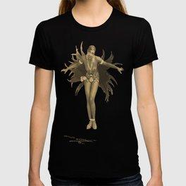 Josephine Baker Feather Costume T-shirt