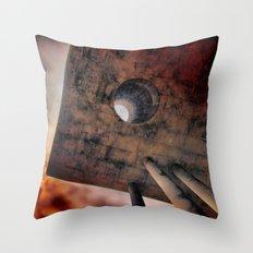 Hells' portal Throw Pillow