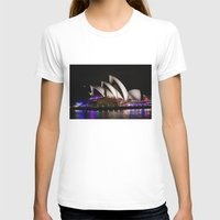 australia T-shirts featuring Australia by lcouch