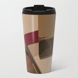 Paper Cuts Travel Mug