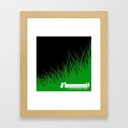 Test Graphic- Newfounds Tote bag Framed Art Print