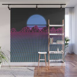 Sundown Wall Mural