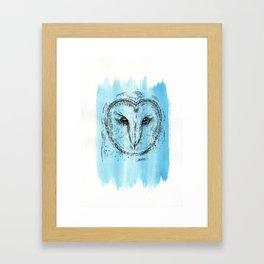Humble Framed Art Print