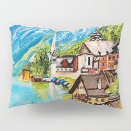 Hallstatt, Austria Pillow Sham