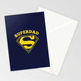 Superdad | Superhero Dad Gift Stationery Cards