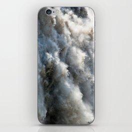 Crushing Down iPhone Skin