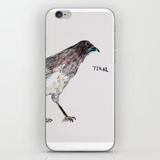 Tikal Bird iPhone & iPod Skin