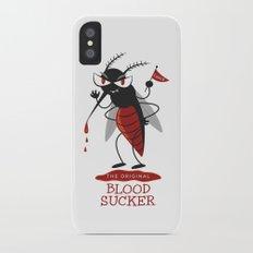 The Original Vampire iPhone X Slim Case