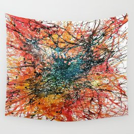 The Disruption Wall Tapestry