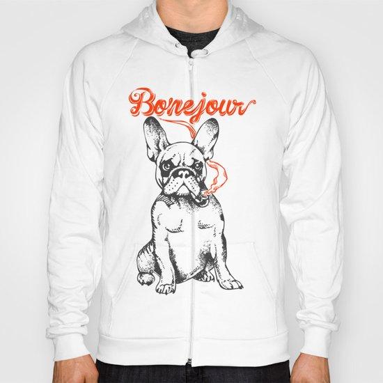 Bonejour Bulldog Hoody