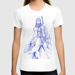 Fabinedo: The Oracle T-shirt