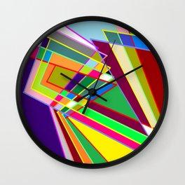Good Vibration  Wall Clock