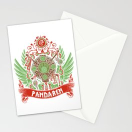 PANDAREN - LIMITED EDTION Stationery Cards