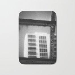 glass houses Bath Mat